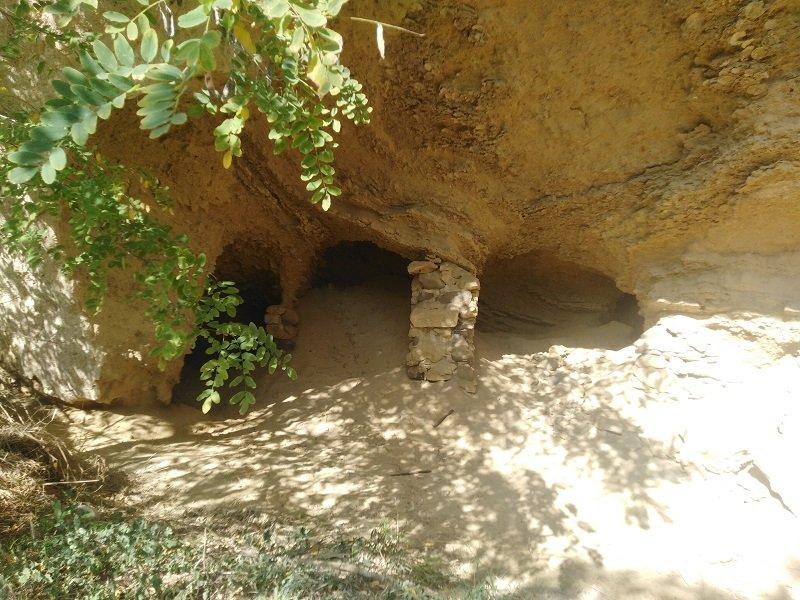 Case-grotte al Trappeto di Montecalvo Irpino
