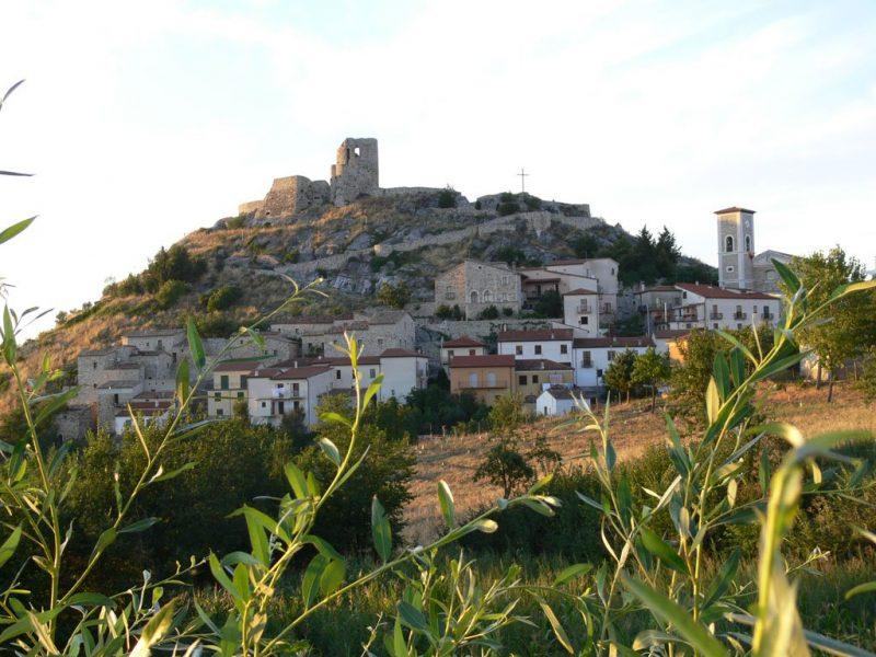 Rocca San Felice - foto panoramica