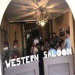 sapori antichi saloon villaggio western