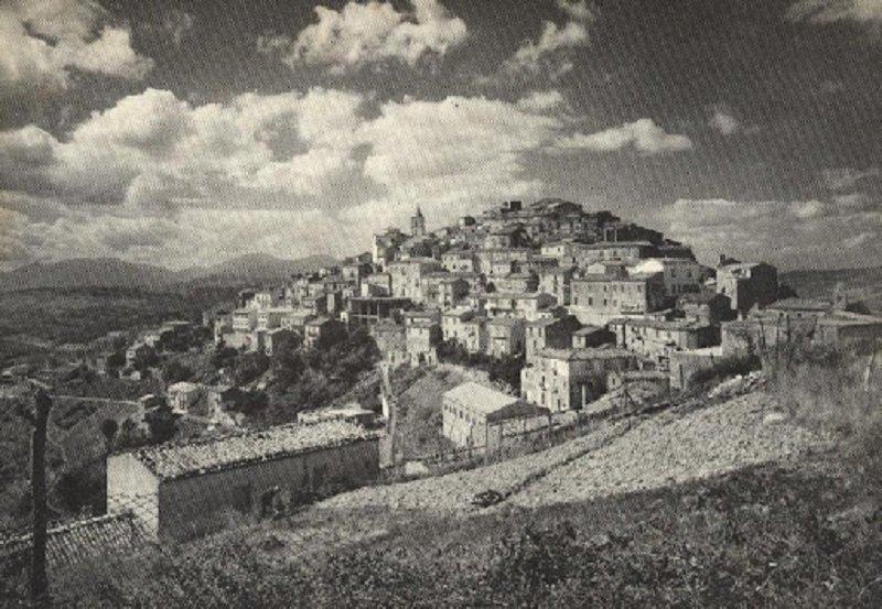 Panorama di Cairano - anni 60'