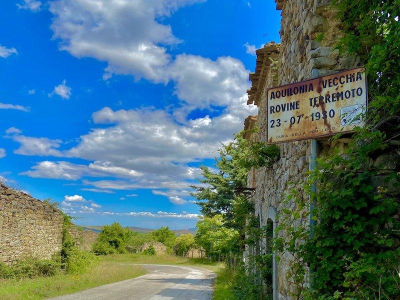 Paese vecchio di Aquilonia