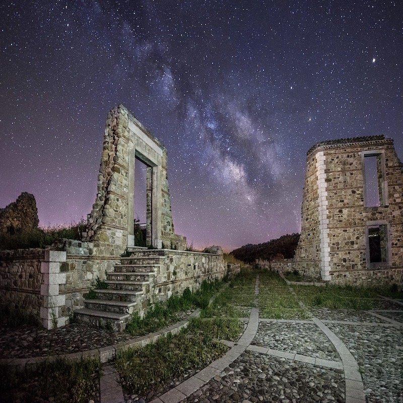 Parco archeologico di Aquilonia