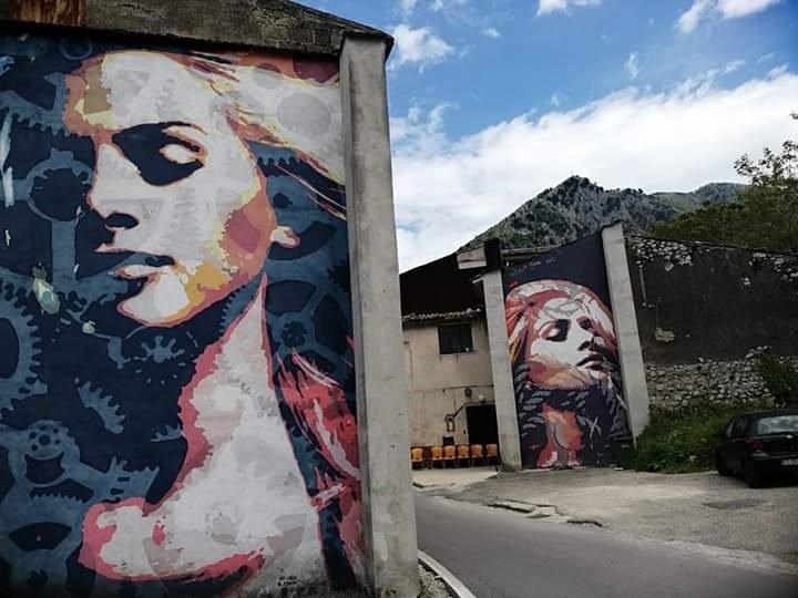 street art cervinara