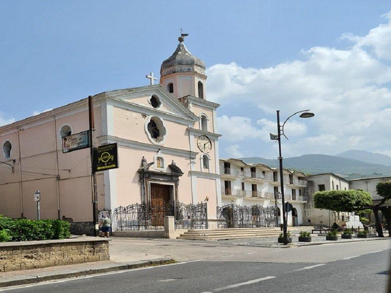 Chiesa Maria SS. del Monte Carmelo Cardinale