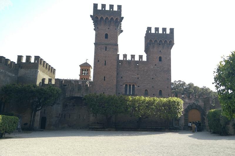 Castello lancellotti lauro