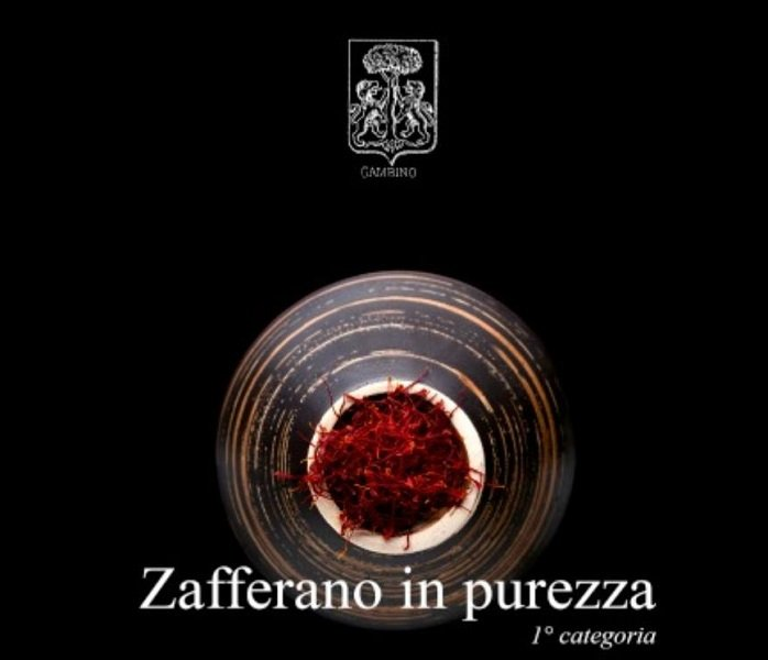 Logo zafferano di Fontanarosa