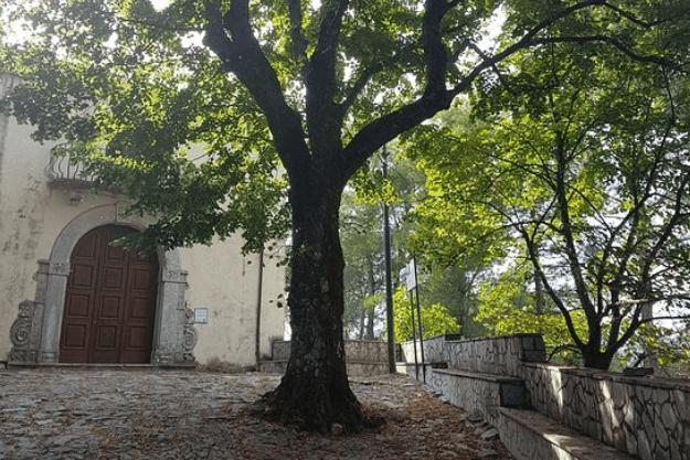 borgo castello forino