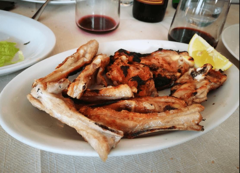 locanda grillo d'oro bisaccia migliori ristoranti in alta irpinia