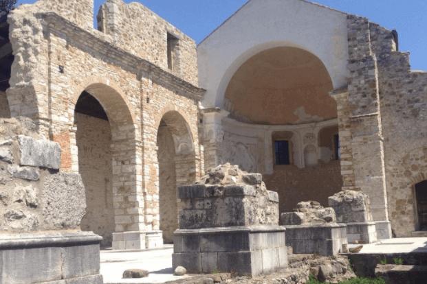 parco archeologico di compsa Luoghi da visitare in Alta Irpinia