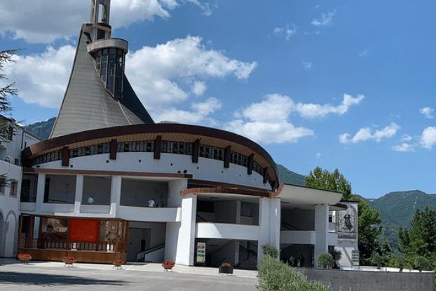 santuario san gerardo caposele Luoghi da visitare in Irpinia