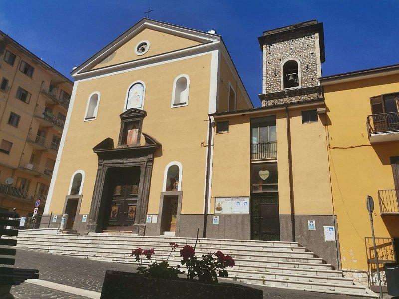 Chiesa di San Nicola di Bari Monteforte Irpino Molino