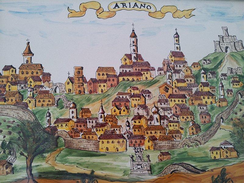 Ariano: il terremoto del 1456