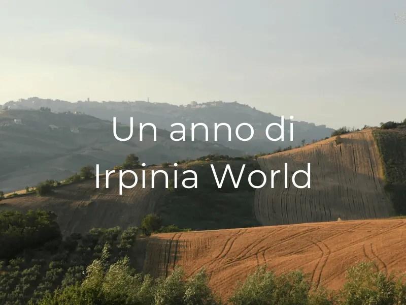 Un anno di Irpinia World