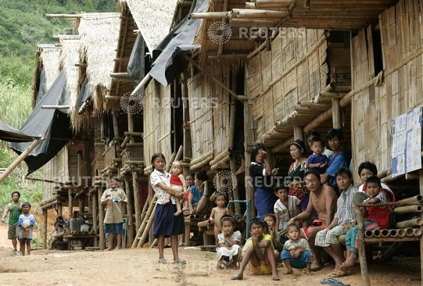 New Food Delivery System for Refugee Camps on Thai Border