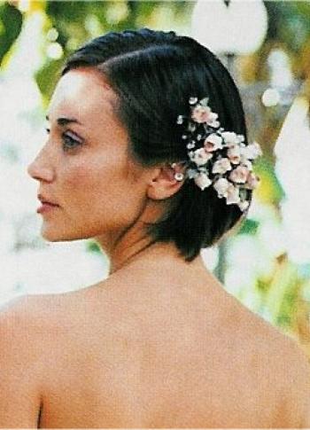 Wedding Flower Hair Accessories London, Surrey, Sussex