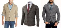 Collection Mens Shawl Collar Sweaters Pictures