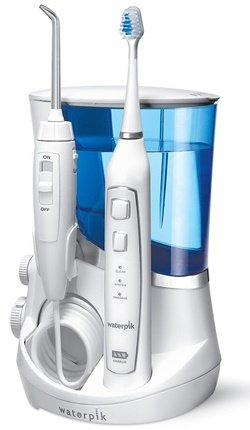 Waterpik-con-cepillo-dientes-ultrasonico