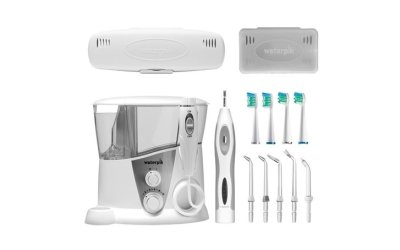 Irrigador Waterpik WP-950 con cepillo (recomendado)