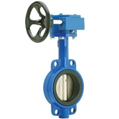 Image result for Wafer-Style Butterfly Valve