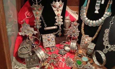 Galerie: 40 Photos de bijoux Kabyle