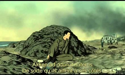 """MATOUB Lounès """" Ak°it ay arrac nneɣ """" ( Réveillez-vous, compagnons ! ) Paroles + Traduction"""