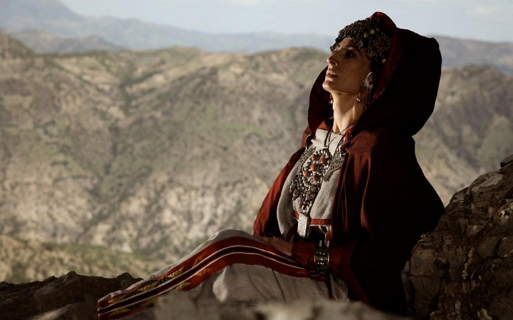 La résistance kabyle menée par une femme