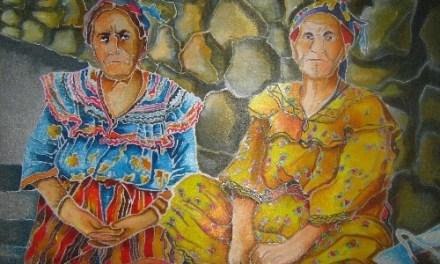 Conte Kabyle :Narrer les contes est une histoire des vieilles femmes en Kabylie.