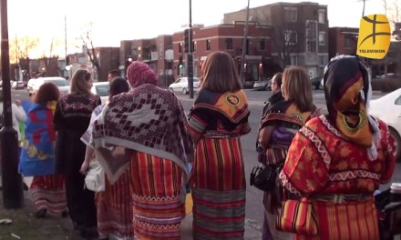 Journée de la robe kabyle à Montréal (vidéo)