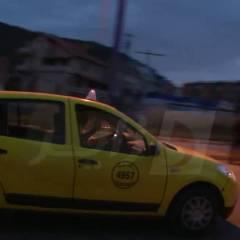 Béjaia: Bir-Slam, La police offre des repas aux automobilistes, pour rompre le jeune.