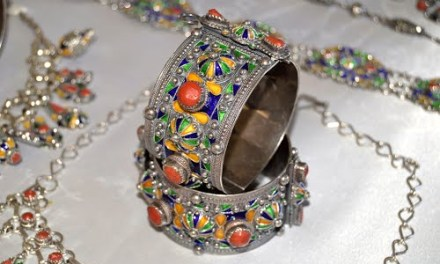 c'est parti pour une 13ème édition de la fête du bijou traditionnel à Ath Yenni.