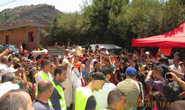 Bouzguène fête 5ème édition de la fête régionale de la figue de barbarie