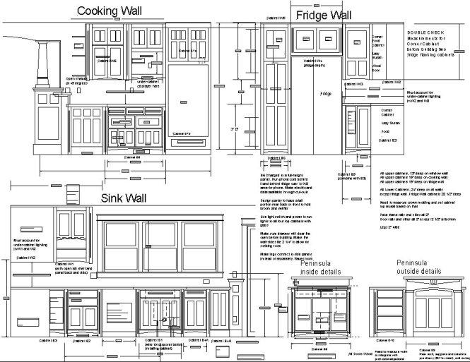 Kitchen Cabinets Elevations wonderful kitchen cabinets elevations cabinet elevationg a i l