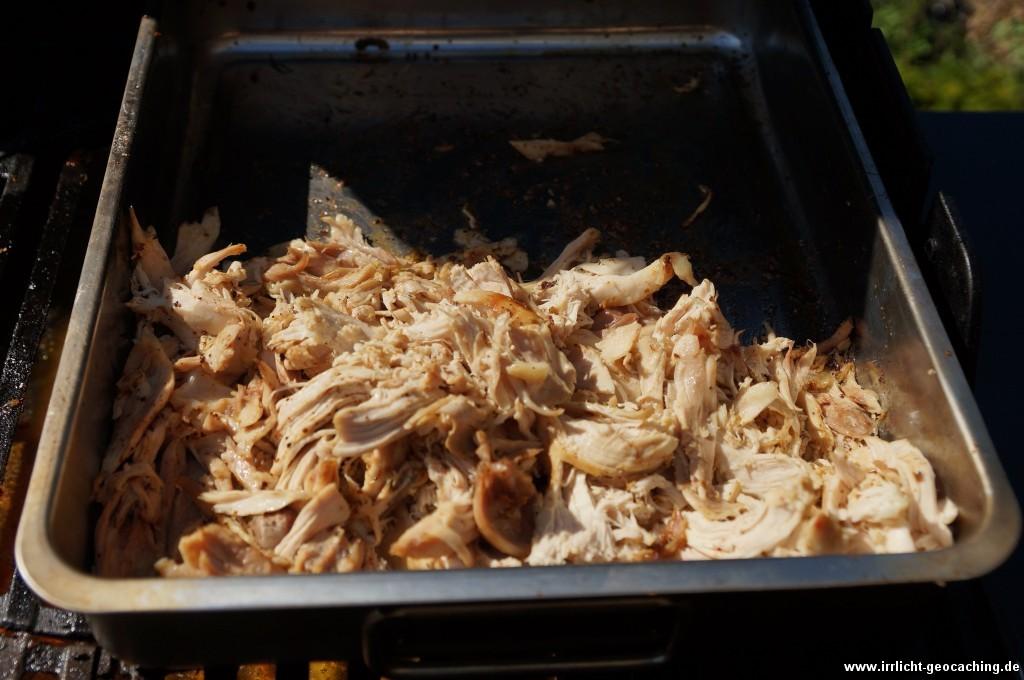 Pulled Pork Gasgrill Rezept : Pulled chicken vom gasgrill u irrlicht´s