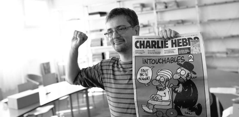 charb - Pour Charlie... #JeSuisCharlie