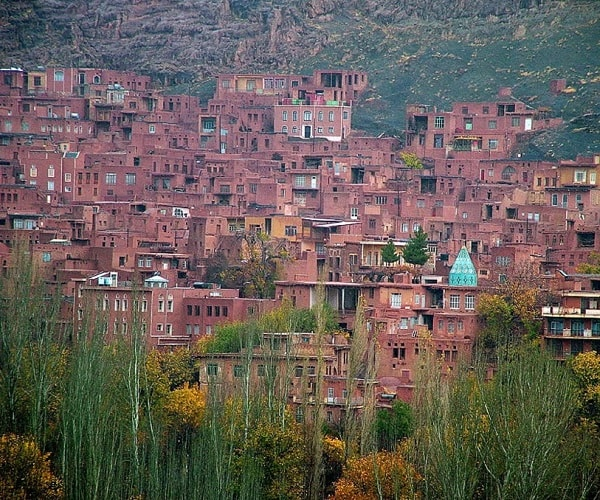 day trip to Abyaneh and kashan