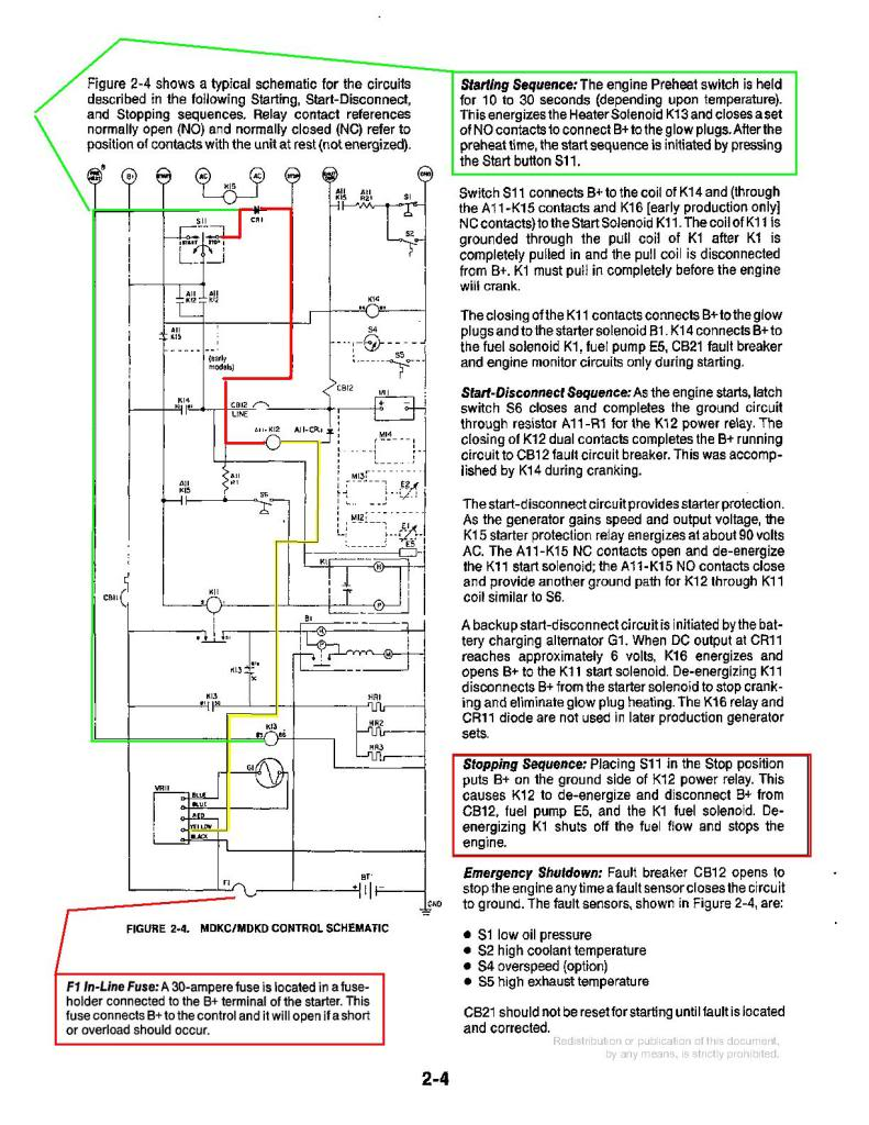 Awesome onan generator wiring schematic gallery images for image on wiring diagram for old onan 45 kw generator Onan Engine Parts Diagram Onan Generator Parts List