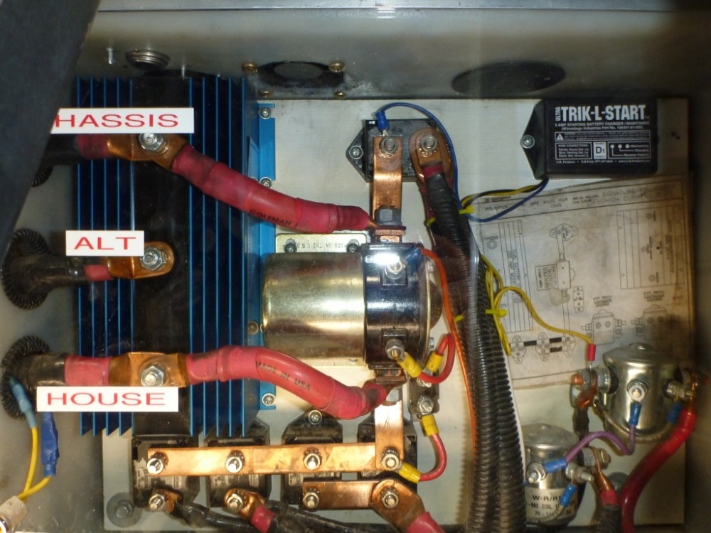 medium resolution of monaco dynasty house battery wiring diagram