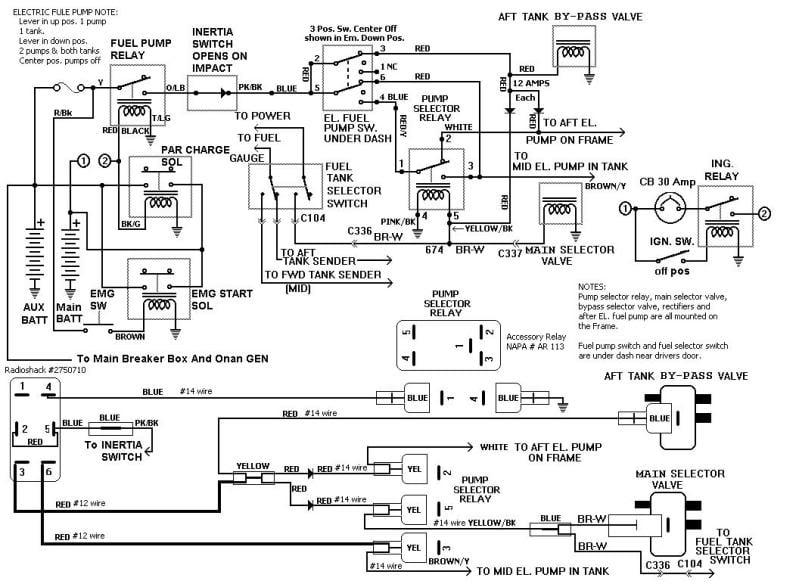 Sunnybrook Camper Wiring Diagram Sunnybrook 29RBS 2002