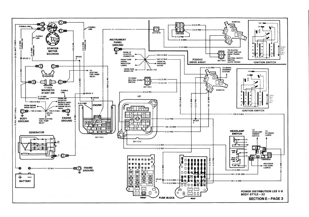 1984 winnebago chieftain wiring diagram venn comparing prokaryotic and eukaryotic cells electrical schematic on 80's rambler - page 7 irv2 forums