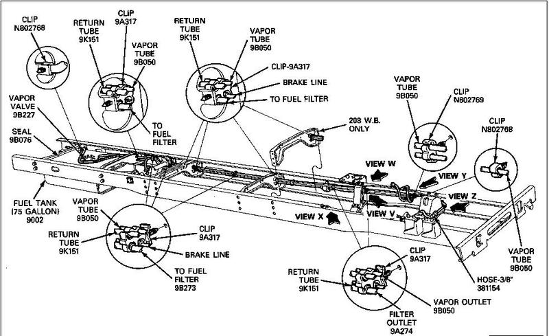 1999 Ford F53 Fuel Pump Wiring Diagram. 1999 Ford F800