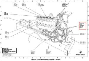 Ford F53 Starter Relay Location  wiring diagrams image free  gmaili