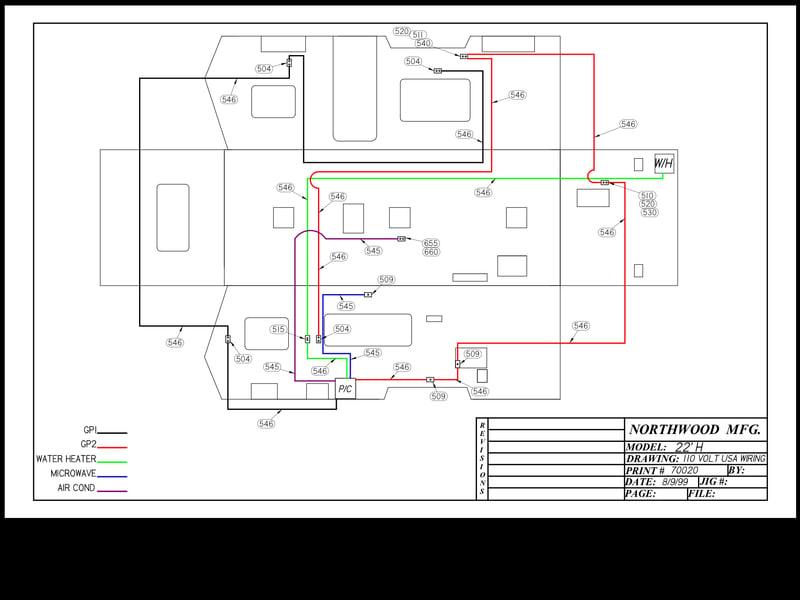 keystone rv converter wiring diagram