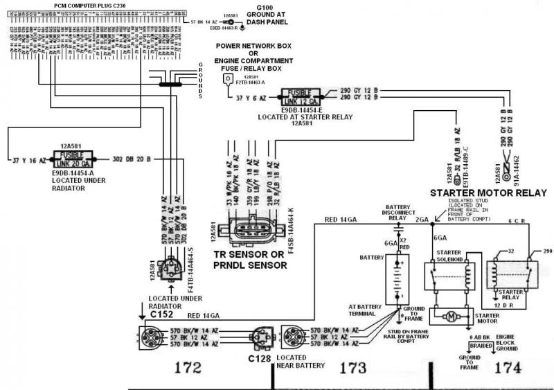 Wiring Diagram In Addition Ford F53 Motorhome Chassis