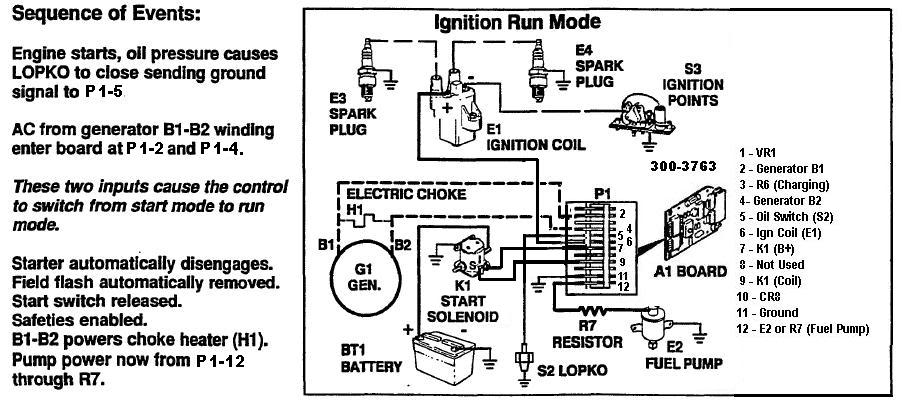 Typical Generator Wiring Diagram