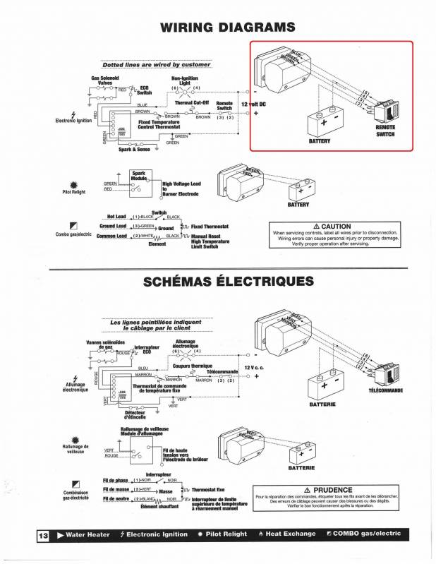 rv furnace wiring wiring diagram - atwood furnace relay wiring diagram