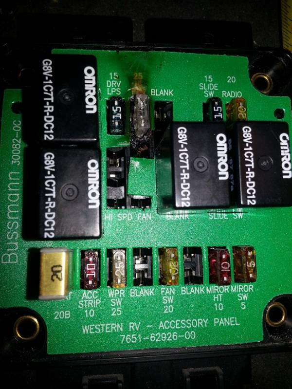 Electric Fan Relay Install
