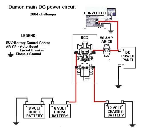 "damon wiring diagram""update""added mod  irv2 forums"