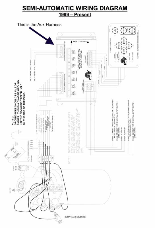 Power Gear Leveling Jacks Wiring Diagram : 40 Wiring