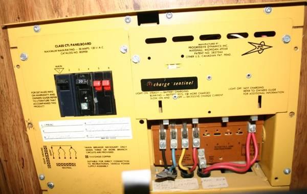 Holiday Rambler Wiring Diagrams 1986 Holiday Rambler Wiring Diagram