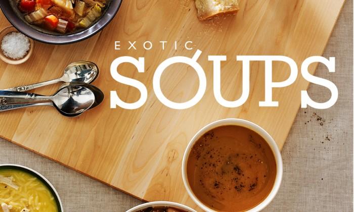 Soups Long Island